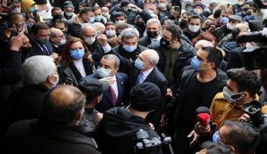 Bursa'da vatandaştan Kılıçdaroğlu'na 'muhtar bile olamazsın' tepkisi