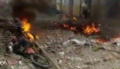 Kolombiya'da bomba yüklü araçla saldırı, En az 16 yaralı