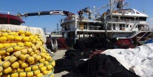 """Trabzonlu balıkçılar erken """"Paydos"""" dedi"""