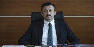 AK Parti Genel Başkan Yardımcısı Dağ: Kürşat Ayvatoğlu yakın ekipte çalışan biri değil