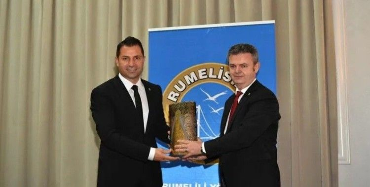 RUMELİSİAD'da yeni başkan Zarif Alp oldu