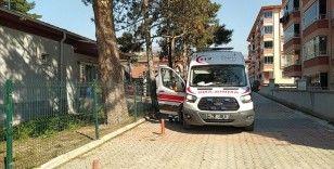 Sakarya'da kimyasal gazdan etkilenen 12 kişi tedavilerinin ardından taburcu edildi