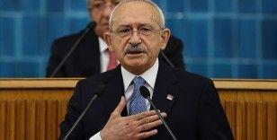 Kılıçdaroğlu: (SMA hastaları) Her yerde, her koşulda sizin yanınızdayız ve haklarınızı sonuna kadar savunacağız