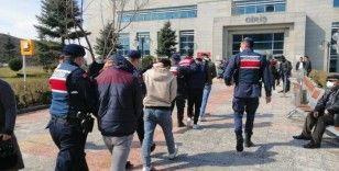 Ankara'da kaçakçılık, uyuşturucu ve hırsızlık operasyonları: 23 gözaltı