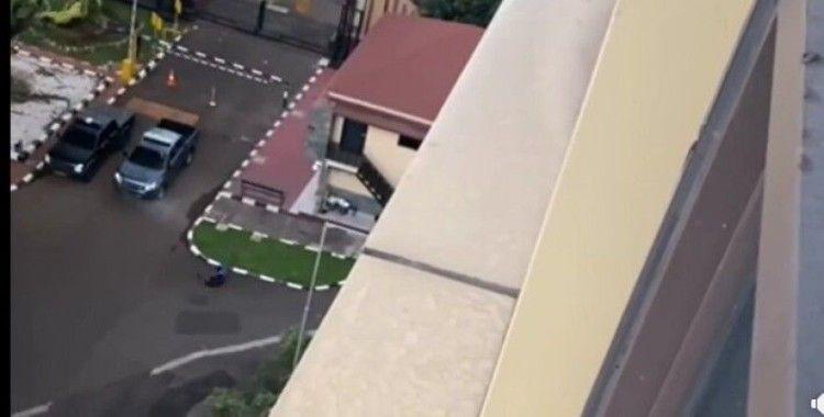 Endonezya'da polis merkezine saldırı girişimi: 1 ölü