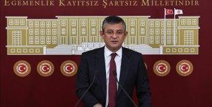 CHP Grup Başkanvekili Özgür Özel: Vaka sayılarındaki artışın nedeni tek adam düzenidir
