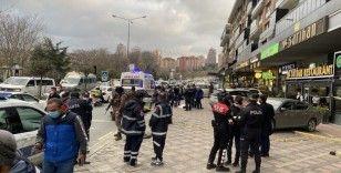 Başakşehir'de kanlı hesaplaşma: 2 ölü, 2 yaralı
