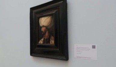 Kanuni'nin portresi Londra'da 438 bin 500 Sterline satıldı