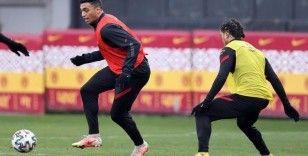 Galatasaray, Hatayspor maçı hazırlıklarına devam etti