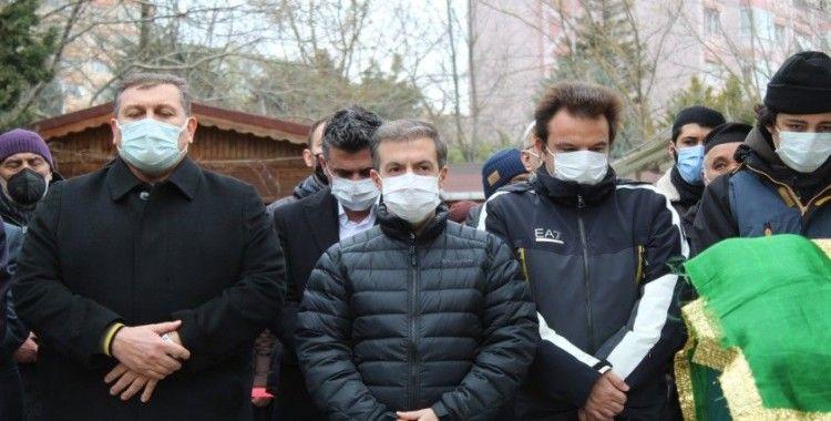 Türkiye Gazetesi Yazarı Said Arvas, hakkın rahmetine uğurlandı