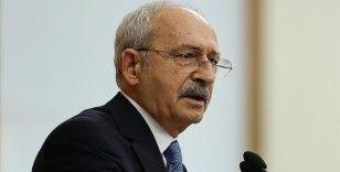 Kılıçdaroğlu'ndan Güvenlik Soruşturması ve Arşiv Araştırması Kanunu Teklifi'nin görüşmelerine devam edilmesine tepki