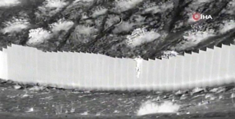 ABD-Meksika sınırında insanlık dramı: Çocukları duvardan atıp kaçtılar