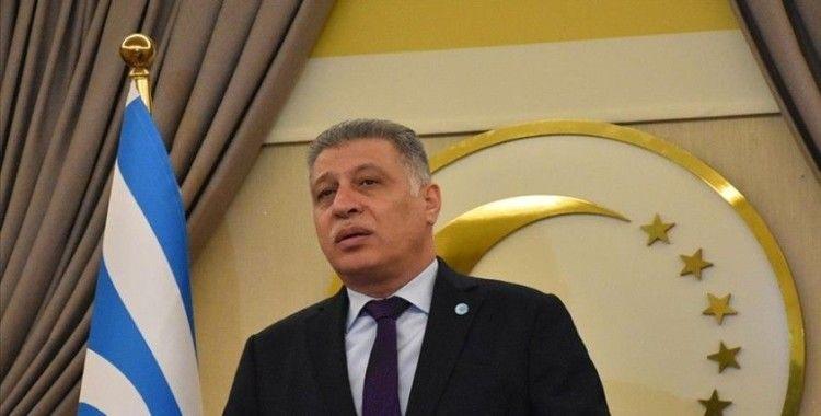 ITC Milletvekili Erşat Salihi, 2021 mali bütçesinden Türkmen bölgeleri için 6 milyon dolar ayrıldığını söyledi