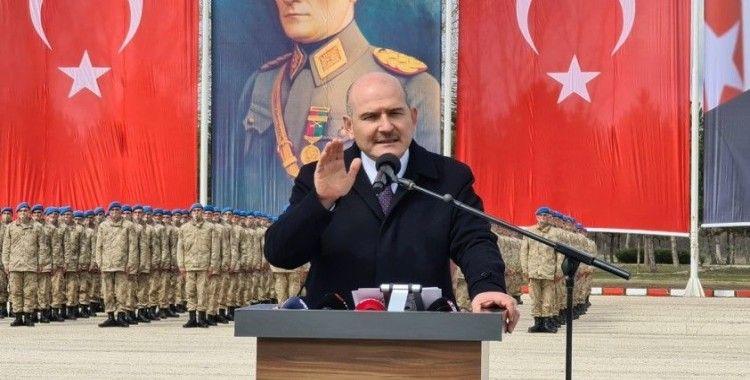 Bakan Soylu, güvenlik güçlerinin profesyonellik oranlarını açıkladı