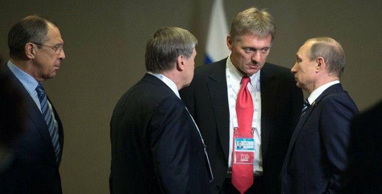 Rusya'nın Washington Büyükelçisi, Putin'in yardımcısı Uşakov'la görüştü