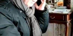 81 yaşındaki mimarı 88 bin dolar dolandırırken gerçek polise yakalandılar
