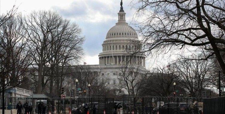 ABD Kongresine giriş-çıkışlar yeniden açıldı