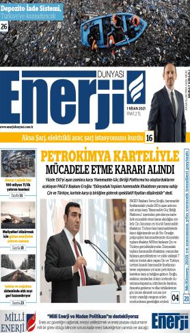 Enerji Dünyası - Nisan 2021