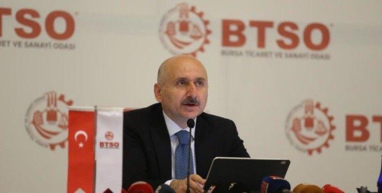 Bakan Karaismailoğlu: 'Türkiye son yıllarda pek çok cephede savaşıyor'