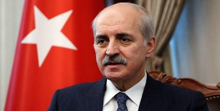 AK Parti Genel Başkanvekili Kurtulmuş: 1961 ve 1982 anayasaları 'üstünde kan bulunan' anayasalar