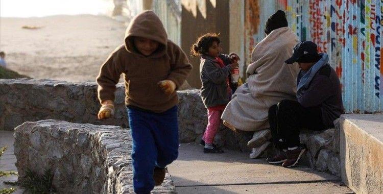 Biden yönetiminin Meksika sınırıyla imtihanı: Refakatsiz göçmen çocuklar