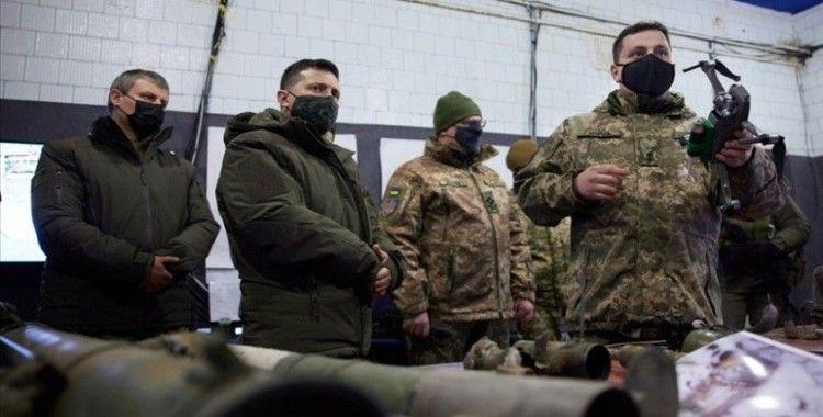 Donbas'ta Rusya yanlısı ayrılıkçıların saldırısında 2 Ukrayna askeri ve 1 sivil yaralandı