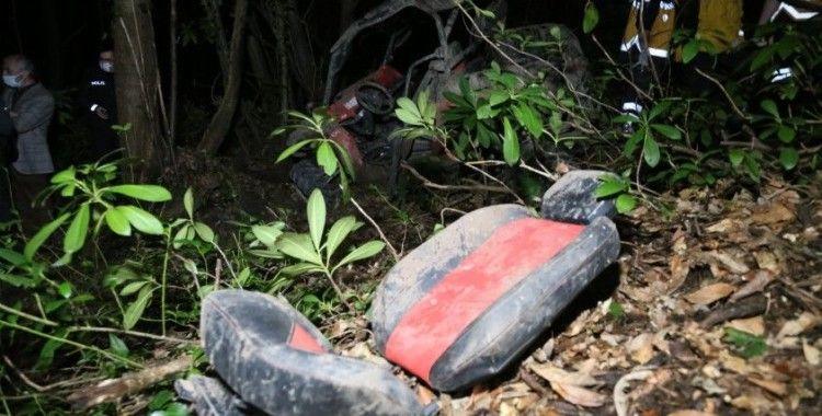 Arkadaşların ormandaki UTV gezisi ölümle bitti