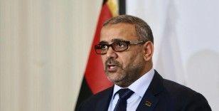 Halid el-Mişri, Libya'daki 'gayrimeşru paralı askerlerin' çıkışına öncelik verilmesi gerektiğini belirtti