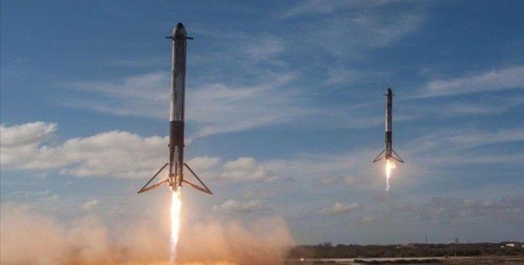 SpaceX'e ait roketin parçası Washington eyaletinde tarlaya düştü