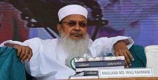 Hindistanlı İslam alimi Mevlana Veli Rahmani Covid-19 nedeniyle vefat etti