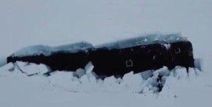 Rusya'ya ait 3 nükleer denizaltı aynı anda yüzeye çıktı