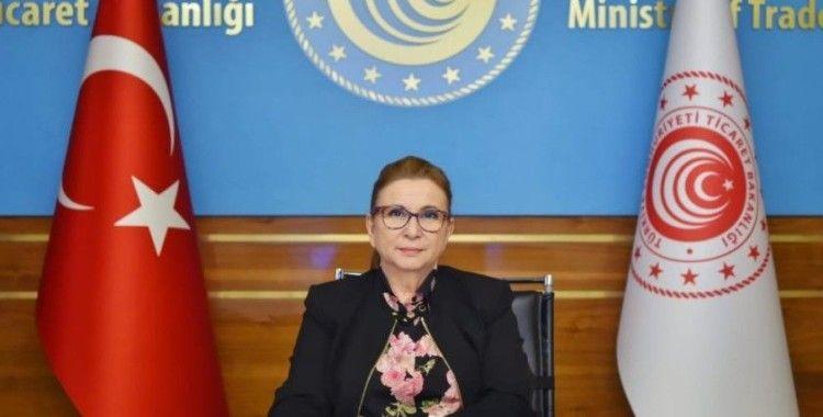 Bakan Pekcan'dan D-8 ülkeleri arasında 'ticaret hacminin geliştirilmesi' çağrısı