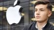 Apple'dan Mustafa Mert Topal'a davet