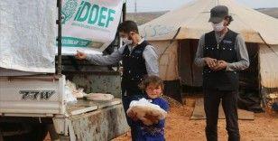 İDDEF, ramazanda 40 ülkede ihtiyaç sahiplerine ulaşacak