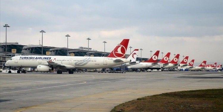 THY günlük ortalama 797 uçuşla Avrupa'da liderliğini sürdürüyor