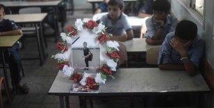 İsrail güçleri 2000 yılından bu yana 2 bin 100'den fazla Filistinli çocuğu katletti