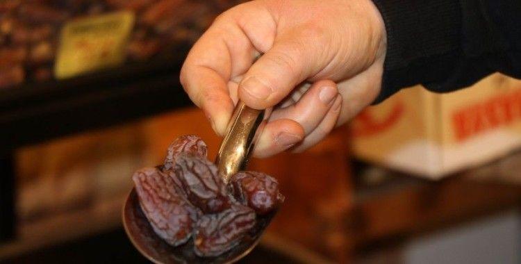 Şeker hastalarının tercihi 'sugay hurması' oldu