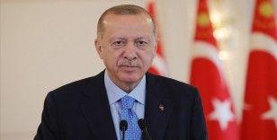 Cumhurbaşkanı Erdoğan'dan Vyosa Osmani'ye tebrik telefonu