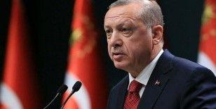 Erdoğan: Daha iyisi için imkan bulana kadar Montrö'ye bağlılığımızı sürdürüyoruz