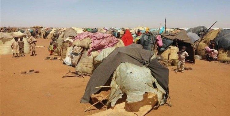 Sudan'ın Batı Darfur bölgesindeki çatışmalarda can kaybı 50'ye yükseldi