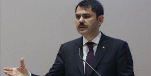 Bakan Kurum: Türkiye'nin iklim değişikliği ile mücadele konusunda çalışmalarımıza devam edeceğiz