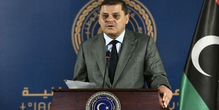 Libya Başbakanı Dibeybe: Libya, Türkiye ve Yunanistan'ın haklarının korunmasının önemini vurguluyoruz