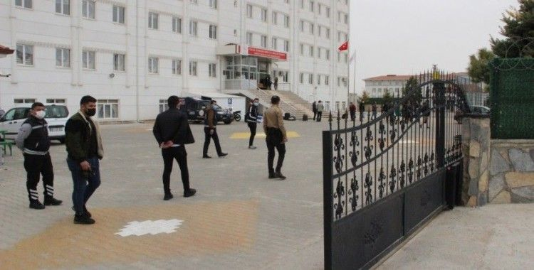 Testi pozitif çıkan yolcunun bulunduğu otobüsteki 20 kişi karantinaya alındı