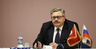 Rus Büyükelçi Yerhov: Kanal İstanbul projesi, Türk hükümetinin meselesi