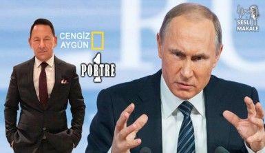 Putin'in sinirleri mi bozulmuş!..