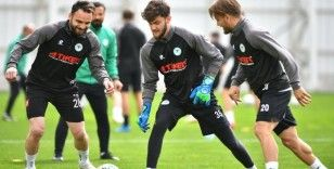 Konyaspor, Ankaragücü maçı hazırlıklarını tamamladı