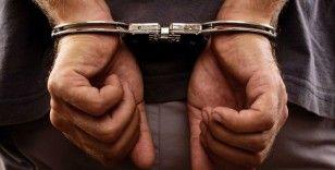Bafra'da kesinleşmiş hapis cezası bulunan 4 kişi yakalandı