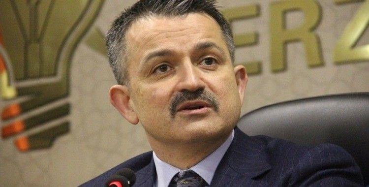 Bakan Pakdemirli: 'Gübre desteğini yüzde 100 oranında artırdık'