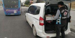 Kadıköy'de trafikte makas atan minibüs şoförüne bin 483 TL ceza