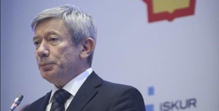 Shell Türkiye Ülke Başkanı Ahmet Erdem, şirketin petrol üretiminin 2035'te yarıya düşeceğini söyledi